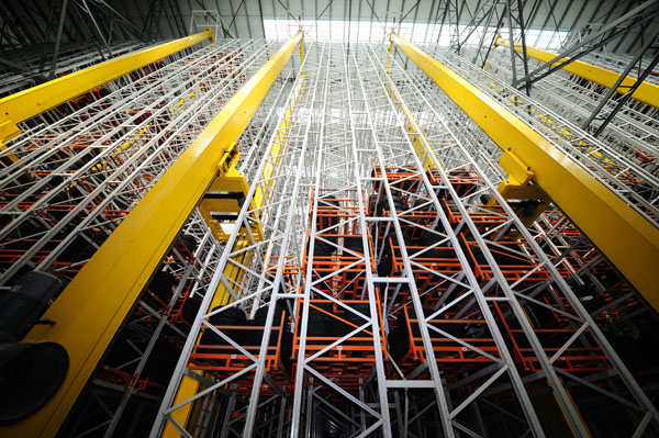ASRS (Automated storage and retrieval system)
